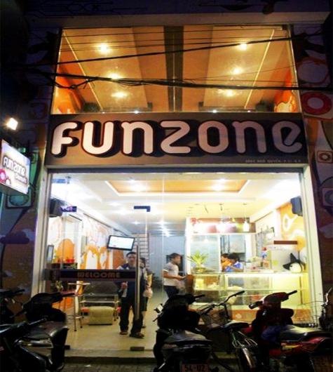 FUNZONE DONUTS
