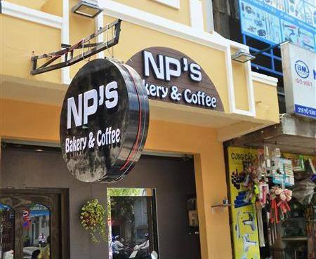 NP's BAKERY COFFEE