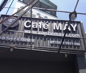 CAFÉ MÁY