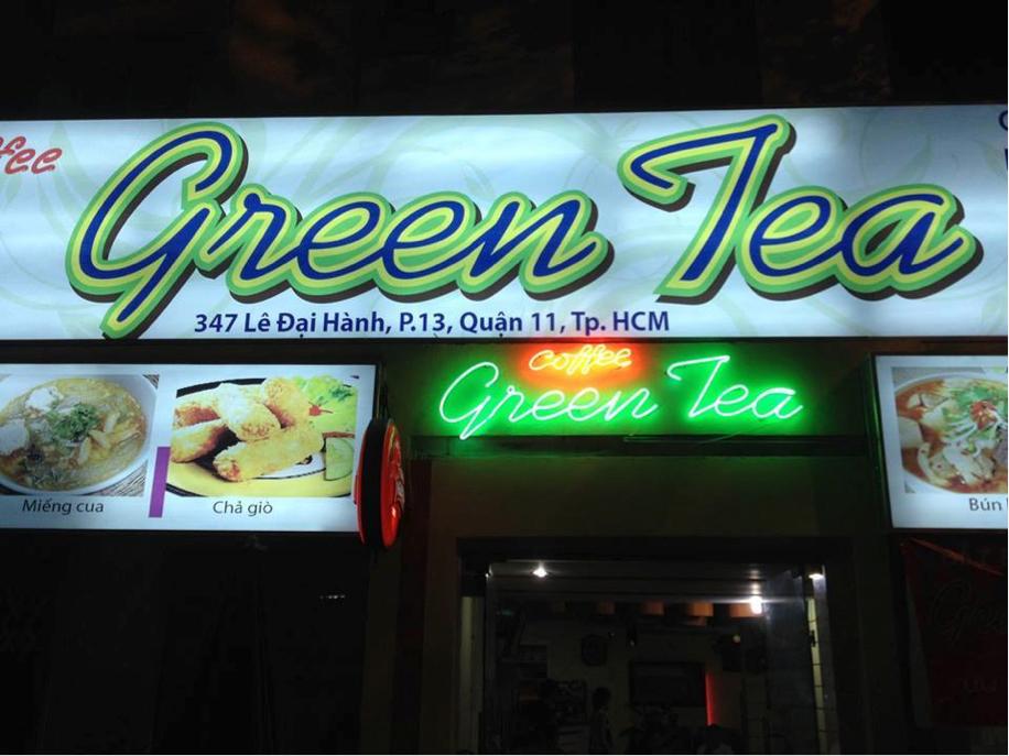 LẨU CÁ LĂNG GREEN TEA