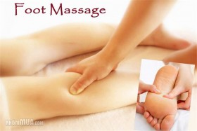 FOOT MASSAGE THỦY MỘC SPA